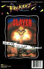 Slayer Mushroom Cloud Skull Full Color Sticker 1994 Rockerz Kerry King