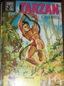 Vintage italian language Comic TARZAN # 27 JUN 1970 Russ Manning E R Burroughs