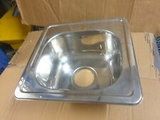Commercial Catering Counter Top Stainless Steel Hand Wash Basin & sink
