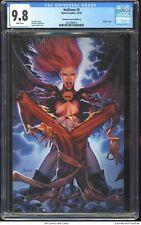 Hellions #3 2020 CGC 9.8 - Unknown Comics Virgin Anacleto cover