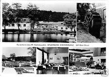 AK, Bad Stuer Kr. Röbel, Stuersche Hintermühle, fünf Abb., 1982