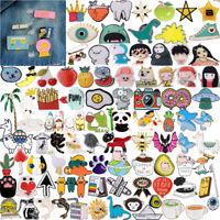 Broschennadeln Emaille Kragen Pins Abzeichen Corsage Cartoon Brosche Modeschmuck