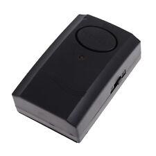 Security Wireless Vibration Sensor Car Vehicle Burglar Door Window Alarm