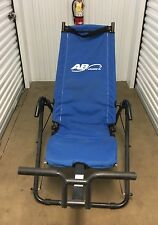 AB LOUNGE 2 Abdominal Workout Exercise Core Exercise Machine NICE Condition!!!