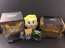 Fallout 4 PipBoy Edition + Anthology & Mini Nuke + Vault Boy & Mask L@@K! NIB PC