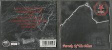 Parody of the Mass - Morgul - CD
