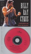 MAXI CD--billy ray cyrus--these boots are made for walking