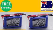 LiPo 3000-4000mAh Hobby RC Batteries 7.4v