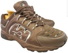 MAN SHOES SNEAKERS BROWN COLOR GDEFY GRAVITY DEFYER size US 9.5 pain relief