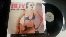 CONTORTIONS BUY NY NO WAVE JAMES WHITE CHANCE original ZEA 33-002 LP '79 rare!!