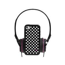 Coffret casque audio avec bumper à dos amovible Blueway® So Dots Black edition