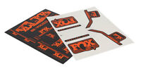 NEW - Fox Racing Shox Retro Heritage Decal Kit - Fox Fork & Fox Shock Decals