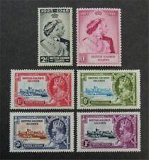nystamps British Solomon Islands Stamp # 60//83 Mint OG H $41