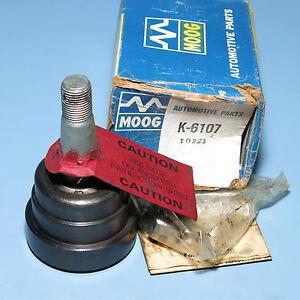 NOS Moog K6107 Lower Ball Joint 1971-1976 Chevrolet Pontiac Buick Oldsmobile