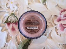 BARE ESCENTUALS BLUSH~in~VINTAGE CARNATION~Clove Pink~.03 oz/.85g~Full Size*NEW*