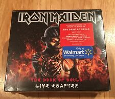 Iron Maiden - The Book Of Souls Live Chapter CD Box Set w/ Eddie Figurine & Pin