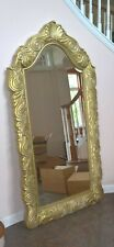 Bernhardt Furniture Huge Floor Mirror Athena Collection Rare Save Thousands!