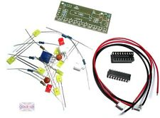 LM3915 Audio Level Indicator DIY Kit Electronic Production Suite Good - SALE