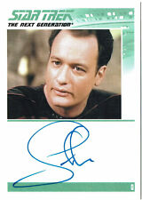 Complete Star Trek TNG Series 2 Autograph Card John De Lancie as Q