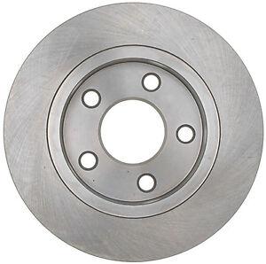 Rr Disc Brake Rotor ACDelco Advantage 18A623A