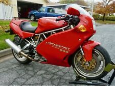 Rare1994 DUCATI  900ss SPS sports motorcycle   Stunning! Reduced!