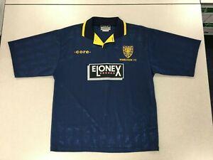 Wimbledon F.C. Shirt Jersey, 1995/1996 Home Kit, Large, Superb Condition.