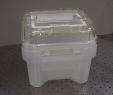 Shin Etsu MW200-N-C Silicon / Glass Wafer Case for 200mm for 25 Wafers