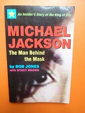 Michael Jackson - The Man Behind the Mask - BOB JONES & BROWN - English - TB