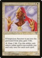MTG Auspicious Ancestor NM Mirage MIR Magic reserve list EDH white human cleric