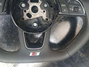 Audi A3 A4 A5 Q2 SLINE S-Line Steering Wheel Steering 8W0124a