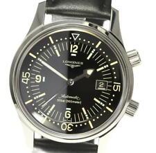 LONGINES Legend diver L3.674.4 black Dial Automatic Men's Watch(s)_524328