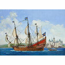 REVELL Gift Set Swedish Warship VASA 1:150 Ship Model Kit 05719