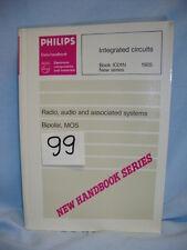 LIBRO - BOOK. INTEGRATED CIRCUITS. BOOK IC01N NEW SERIES 1985.  COD$*99
