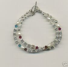 Mothers Bracelet - made with your childrens names