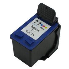 HP 22 Colour Remanufactured Ink Cartridge for HP Deskjet F2200 F2280 3950