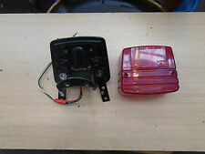 SUZUKI TS120 ? STANLEY REAR STOP LAMP WITH LENS