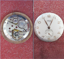 movimento venus cal 900 movement old wrist watch for parts working vintage rare