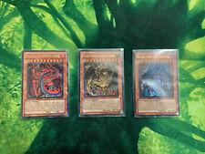 Yugioh, Karten, Set URIA,HAMON,RAVIEL LC02-DE001 , DEUTSCH ,Ultra Rare