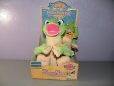 Land Before Time Ducky Bean Bag Plush Flopasaurus Blockbuster Exclusive Equity