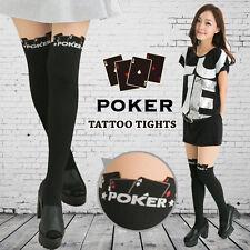 V.O.L.A Pure Beauty Original Poker Beauty Stocking Pants S064-02 [Taiwan]