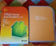 Microsoft Office 2010 Home and Student GENUINE 3 USER FAMILY PACK DVD 79G-01900