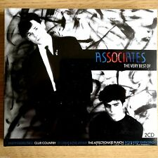 2CD NEW SEALED - ASSOCIATES - THE BEST OF - Pop New Wave 80's Music 2x CD Album