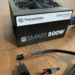 Thermaltake Smart 80 Plus 500w Power Supply
