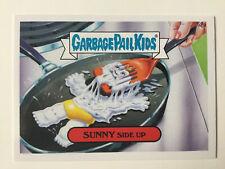Garbage Pail Kids 2015 Topps Sticker 52a Sunny Side Up