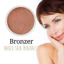 Mineral Makeup Bronzer Large Bare / Naked Skin Minerals by NCInc 20ml Jar ( 6g )