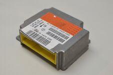 00-02 W220 W215 MERCEDES S55 S500 CL500 AIR BAG SRS CONTROL MODULE 0028203826