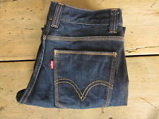 LEVIS Jeans 511 (27x27-court) Slim Carpenter Poche - 100% coton fermeture éclair-Fly-Exc