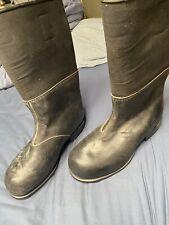 Post War German Jack Boots Size 11