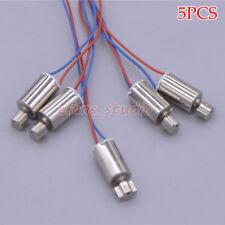 5PCS  6mm*10mm Coreless Vibration Motor DC 1V-3.7V Micro Vibrator DIY Massager