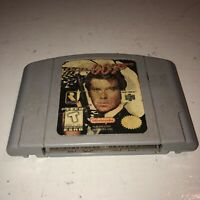 AUTHENTIC Nintendo 64 N64 Game 007 GOLDENEYE Super Fun 4 PLAYER Tested SAVES